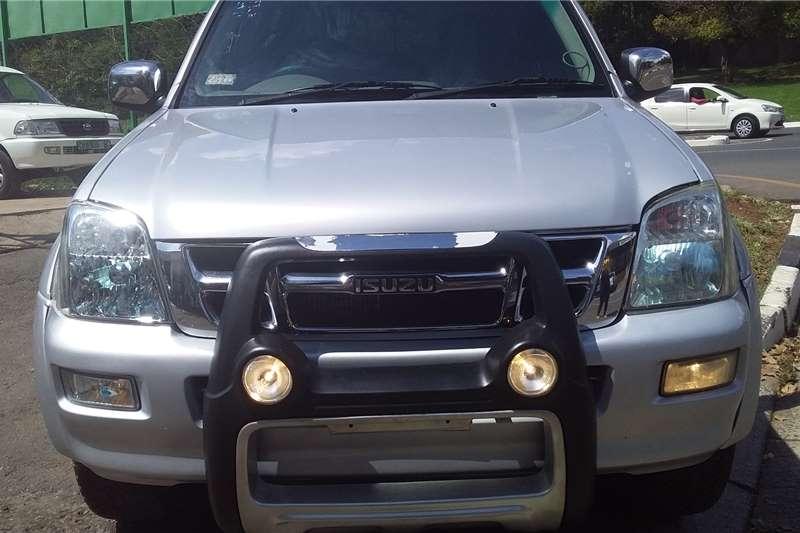 2008 Isuzu KB 300D Teq double cab LX