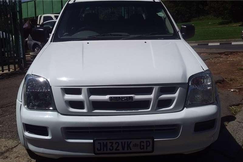 2006 Isuzu KB 250D Teq double cab LE