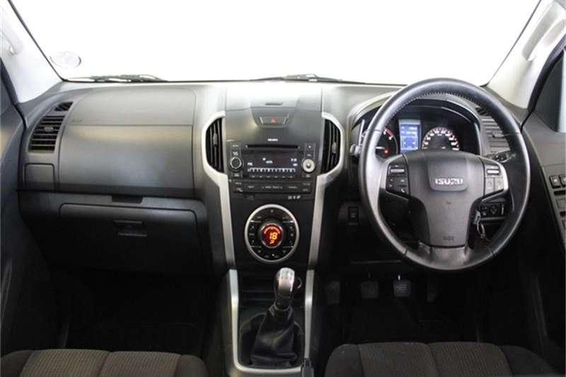2013 Isuzu KB 300D Teq double cab LX