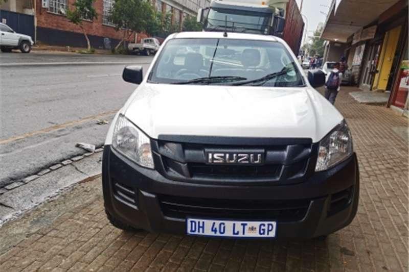 2014 Isuzu KB single cab