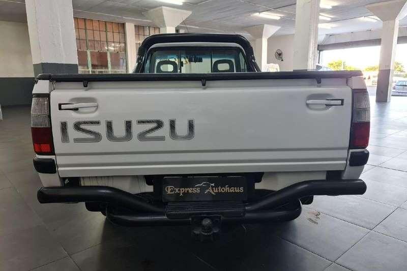 Used 2002 Isuzu KB Single Cab