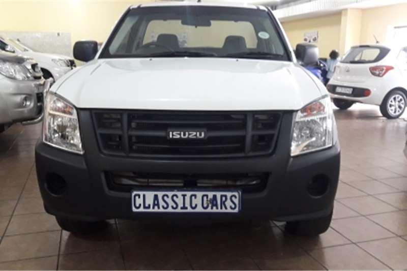 Isuzu KB Single Cab 2012