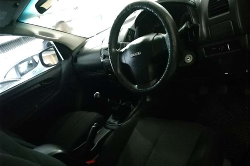 Isuzu KB Single Cab 2013