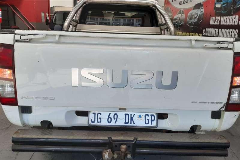 2016 Isuzu KB single cab