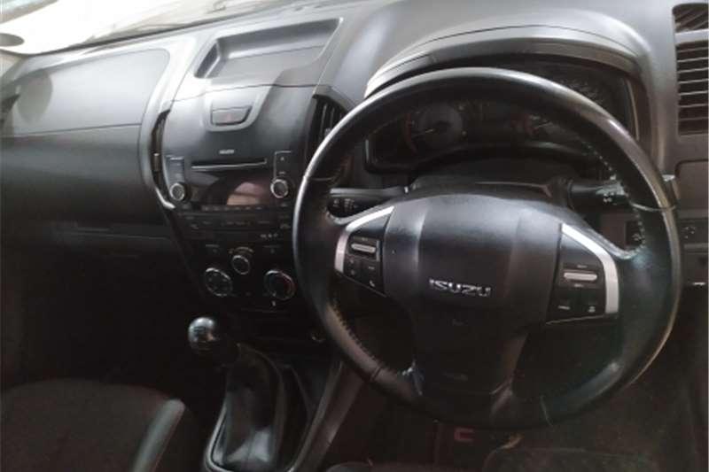 2015 Isuzu KB single cab