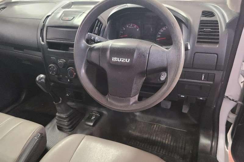 2013 Isuzu KB single cab