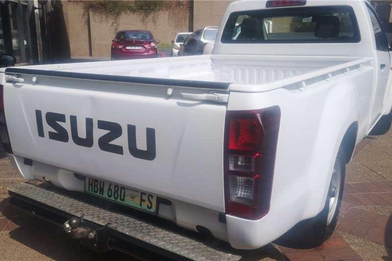 2017 Isuzu KB single cab