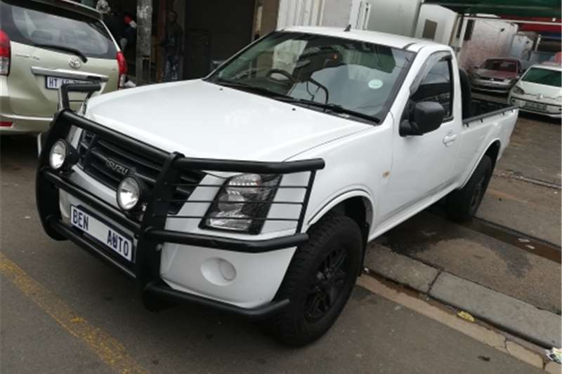 Isuzu KB Single Cab KB 250 2011