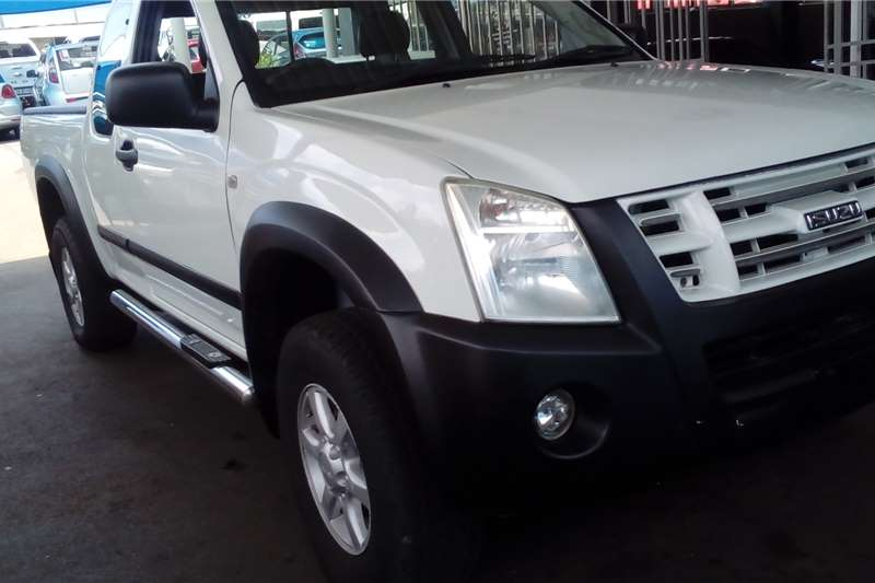 Isuzu KB Single Cab KB 250 D TEQ HO FLEETSIDE SAFETY P/U S/C 2008