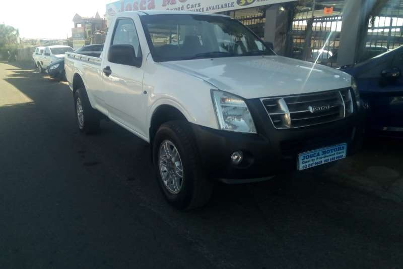 Isuzu KB Single Cab KB 250 D TEQ HO FLEETSIDE SAFETY P/U S/C 2013