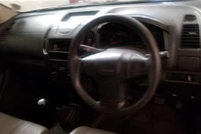 Isuzu KB Single Cab KB 250 D TEQ HO FLEETSIDE SAFETY P/U S/C 2014
