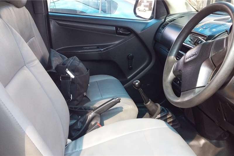 Used 2015 Isuzu KB Single Cab KB 250 D TEQ HO FLEETSIDE SAFETY P/U S/C