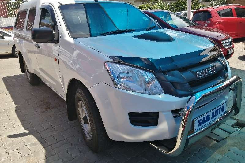 Isuzu KB Single Cab KB 250 D TEQ HO FLEETSIDE SAFETY P/U S/C 2016
