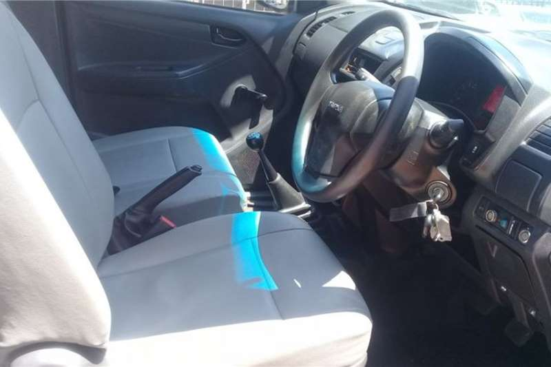 Isuzu KB Single Cab KB 250 D TEQ HO FLEETSIDE SAFETY P/U S/C 2016
