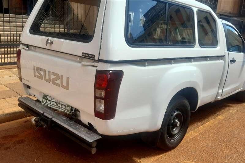 Used 2016 Isuzu KB Single Cab KB 250 D TEQ HO FLEETSIDE SAFETY P/U S/C