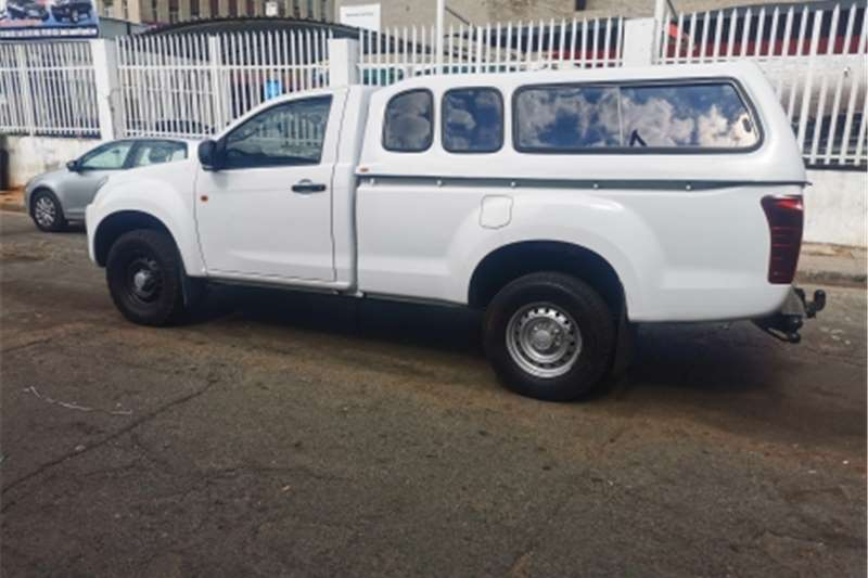 Isuzu KB Single Cab KB 250 D TEQ HO FLEETSIDE SAFETY P/U S/C 2017
