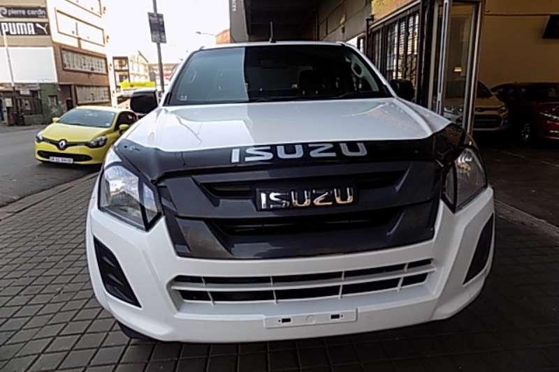 Isuzu KB Single Cab KB 250 D TEQ HO FLEETSIDE SAFETY P/U S/C 2018
