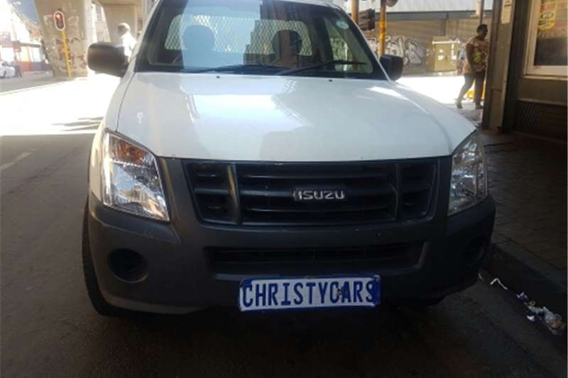 Isuzu KB Single Cab KB 250 D TEQ HO LE P/U S/C 2008