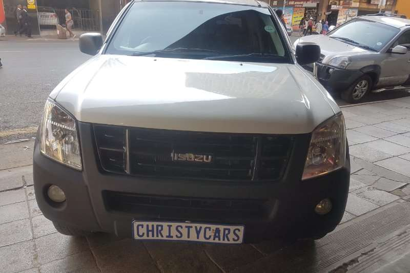 Isuzu KB Single Cab KB 250 D TEQ HO LE P/U S/C 2012