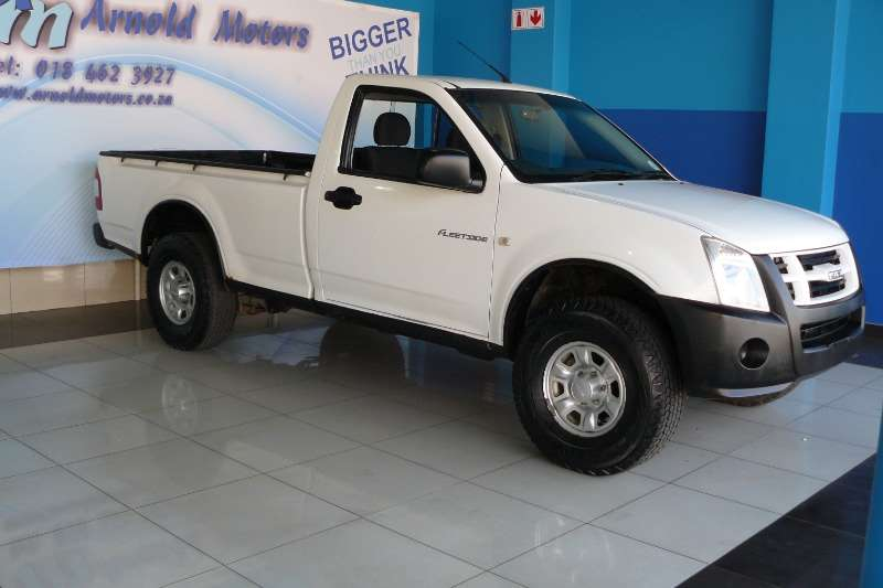 Isuzu KB Single Cab KB 250 D TEQ HO LE P/U S/C 2013