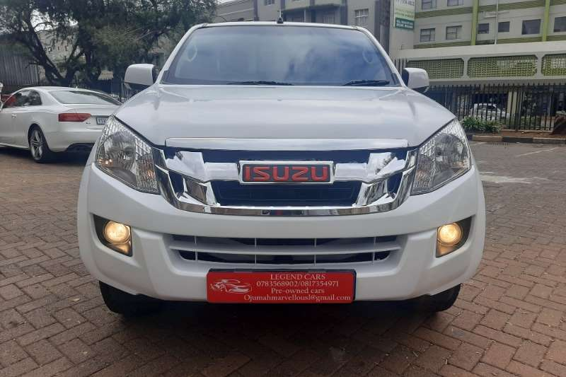 Used 2013 Isuzu KB Single Cab KB 250 D TEQ HO LE P/U S/C