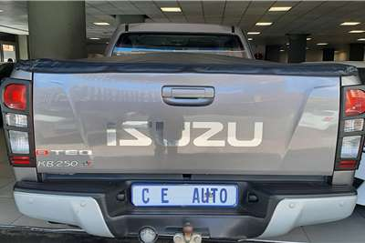 Used 2014 Isuzu KB Single Cab KB 250 D TEQ HO LE P/U S/C
