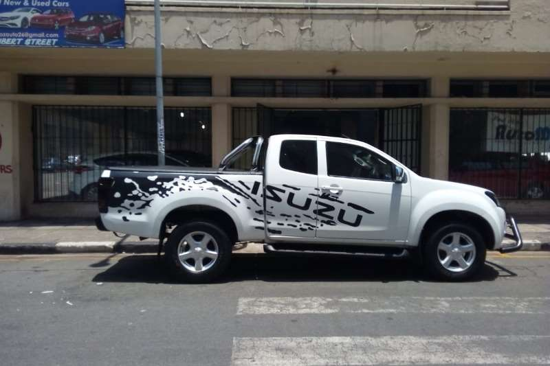 Isuzu KB Single Cab KB 250 D TEQ HO LE P/U S/C 2015