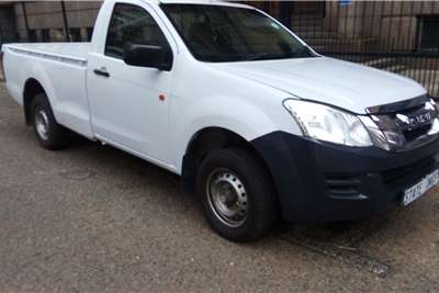 Used 2015 Isuzu KB Single Cab KB 250 D TEQ HO LE P/U S/C