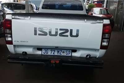 Used 2015 Isuzu KB Single Cab KB 250 D TEQ HO LE P/U S/C