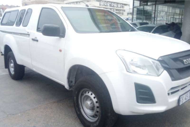Isuzu KB Single Cab KB 250 D TEQ HO LE P/U S/C 2016