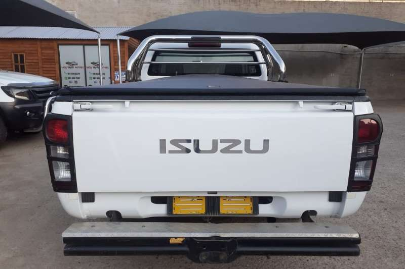 Used 2017 Isuzu KB Single Cab KB 250 D TEQ HO LE P/U S/C