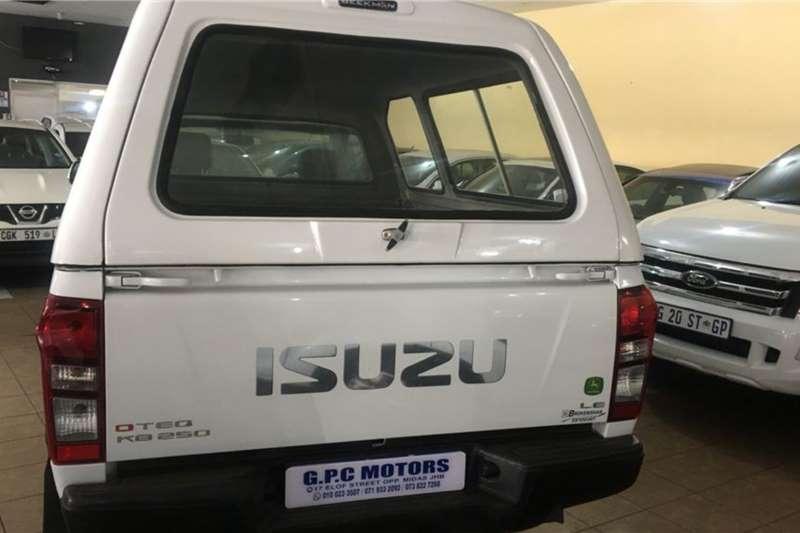 Used 2019 Isuzu KB Single Cab KB 250 D TEQ HO LE P/U S/C