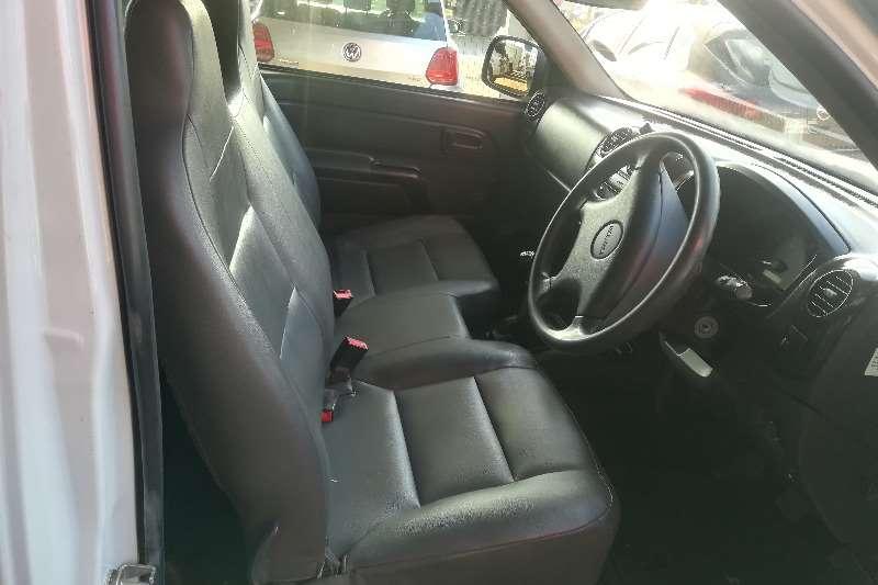 Isuzu KB single cab KB 250D LEED FLEETSIDE P/U S/C 2012