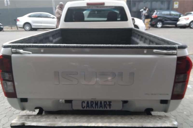 Used 2015 Isuzu KB Single Cab KB 250D LEED FLEETSIDE P/U S/C