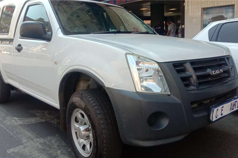 Isuzu KB Single Cab KB 250D LEED P/U S/C 2008