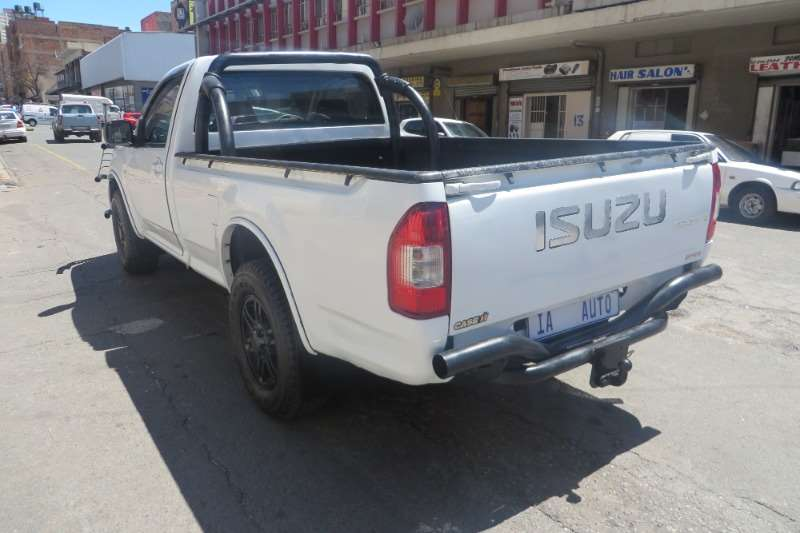Isuzu KB Single Cab KB 250D LEED P/U S/C 2011