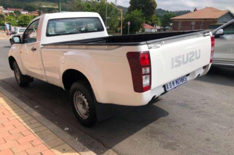 Isuzu KB Single Cab KB 250D LEED P/U S/C 2013