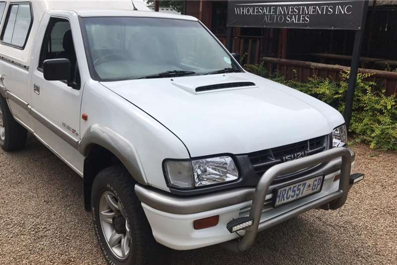 1999 Isuzu KB single