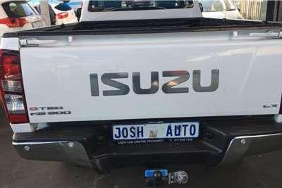 Isuzu KB Single Cab KB 300 D TEQ LX 4X4 P/U S/C 2015