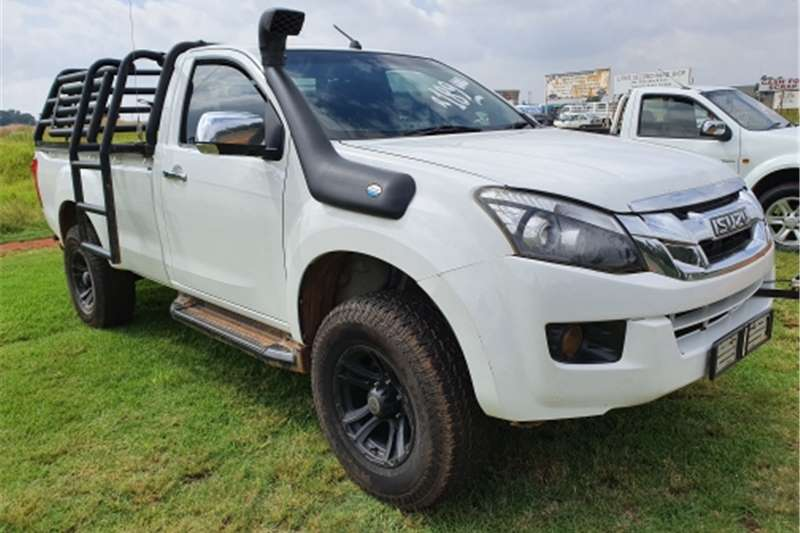 Isuzu KB Single Cab KB 300 DTeq LX lwb 2013