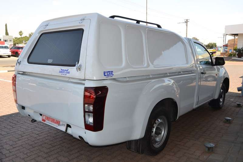 Isuzu KB single cab KB250D Leed LWB 2016