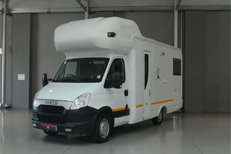 Iveco Daily 35S15 6 Berth Motorhome 2015