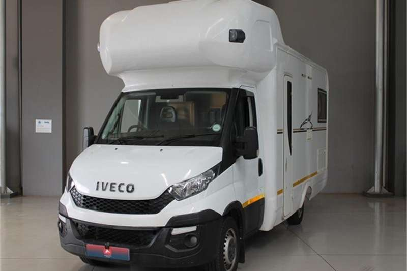 Iveco Daily 6 Berth Motorhome 2017