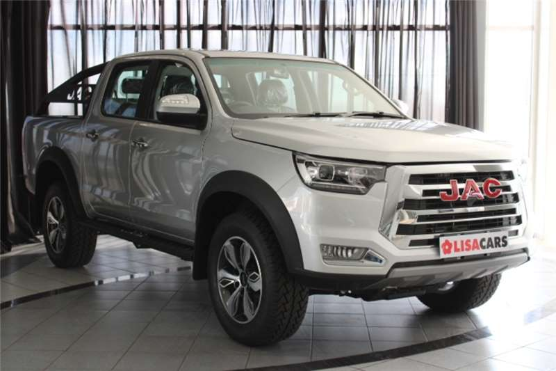 Used 0 JAC T8 Double Cab