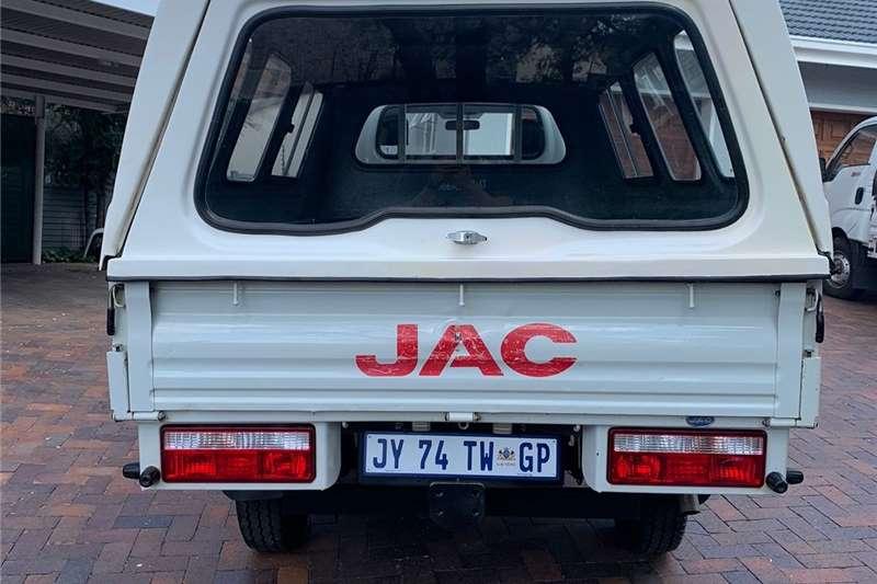 Used 2018 JAC X200