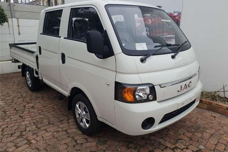 JAC X200 Double Cab X 200 2.8 TD D/C D/S (ABS AIRCON) 2020