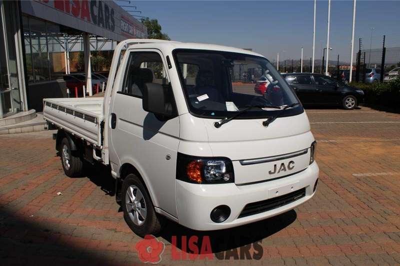 JAC X200 Single Cab X 200S 2.8 TD 1.5TON S/C D/S 2019