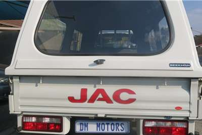 Used 2019 JAC X200 Single Cab X 200S 2.8 TD 1.5TON S/C D/S