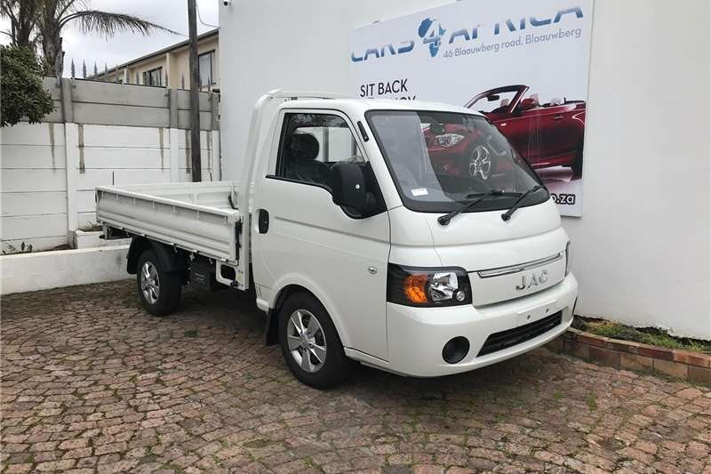 JAC X200 Single Cab X 200S 2.8 TD 1.5TON S/C D/S 2020