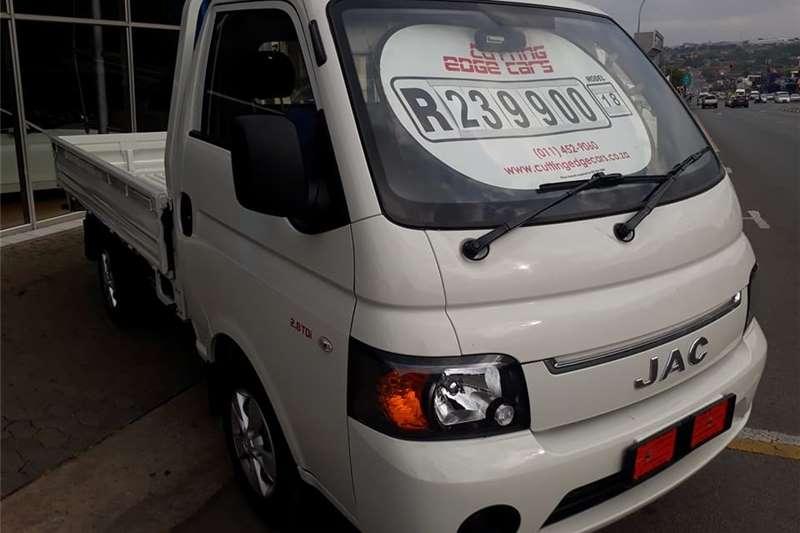 JAC X200 Single Cab X 200S 2.8TD 1.5TON S/C TIP 2020